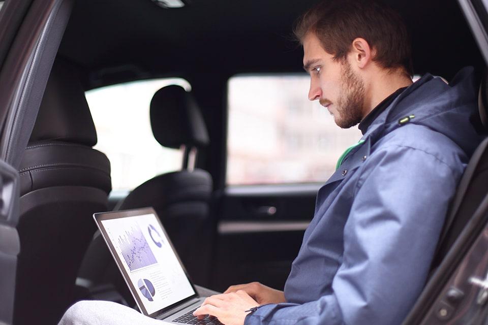 Réservez votre chauffeur privé pour vos déplacements professionnels à Nice, Provence-Alpes-Côte d'Azur