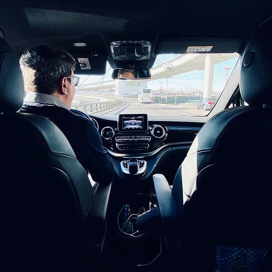 Drive me Nice, votre chauffeur VTC à Nice