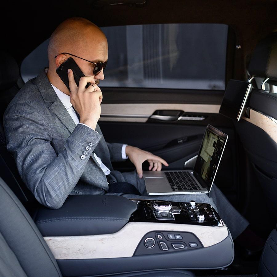 Réservation VTC à Nice : commandez en ligne votre chauffeur avec Drive me Nice