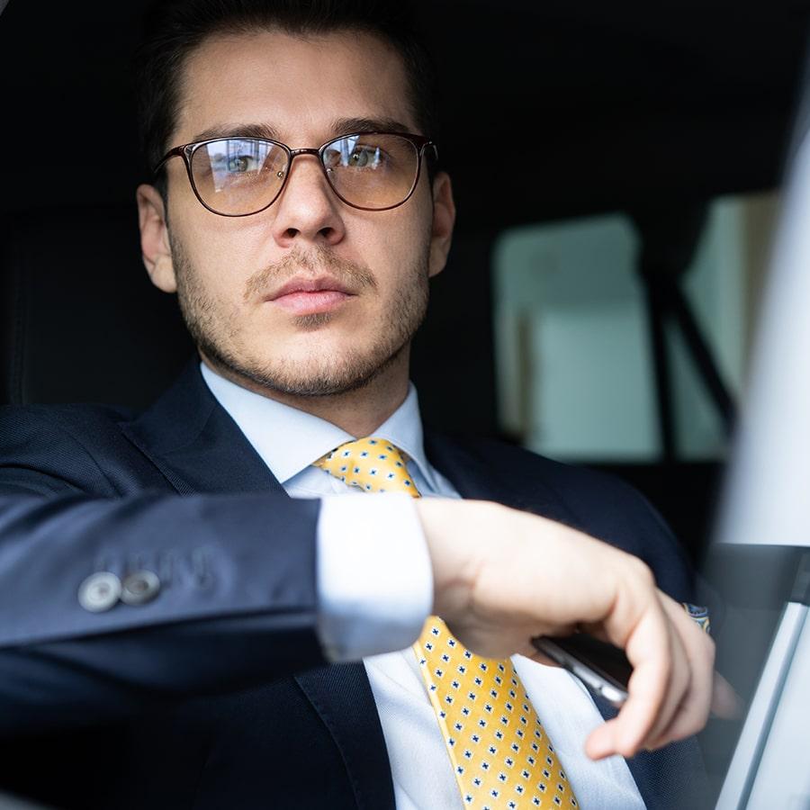 VTC Nice aéroport : réservez votre chauffeur avec Drive me Nice